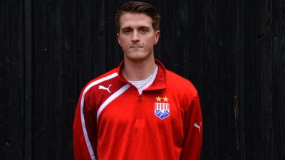 Robin Mattsson i Sportmåndag 9.11.