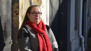 Lillis Pipping bor på Ängholm i Ekenäs skärgård