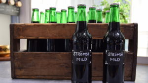 Strömsö Mild öl buteljerat.