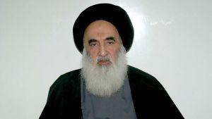 Påven skall också träffa de irakiska shiamuslimernas vördade andlige ledare Ali as-Sistani.