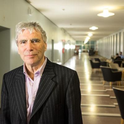 John Broome, professor i moralfilosofi vid Oxford University