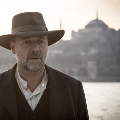 Russel Crowe som Joshua Connor i filmen The Water Diviner