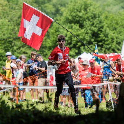 Florian Howald är orienterare.
