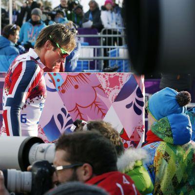 Petter Northug, OS 2014