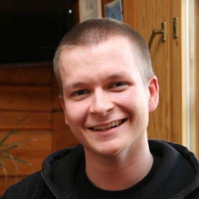 Vasemmistoliiton eurovaaliehdokas Juha-Petteri Pasma