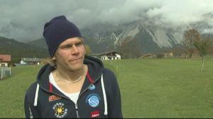 Matias Strandvall, längdskidåkning