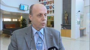 Göran Honga, direktör för Vasa sjukvårdsdistrikt