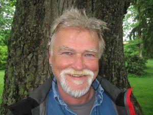Miljöforskare Mikael Kilpi från Västnyland