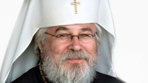 Finska ortodoxa kyrkans ärkebiskop Leo.