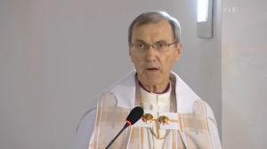 Biskop emeritus Erik Vikström