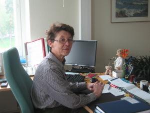 Marianne Gripenberg-Gahmberg är direktör för Västra Nylands sjukvårdsområde