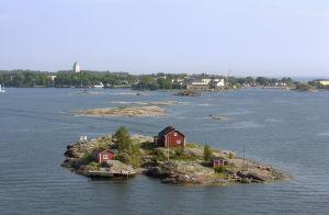Sommarstuga utanför Helsingfors