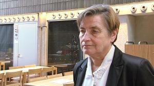 Krispsykolog Salli Saari
