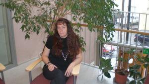 Hannele Granqvist, avdelningschef för handikappomsorgen i Jakobstadsregionen