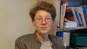 Marianne Gripenberg-Gahmberg är direktör för Västra Nylands sjukvårdsområde (VNS).