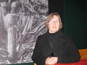Pia Vähäkangas från Karleby valdes till att leda 1700 vårdanställda i Jakobstadsregionen