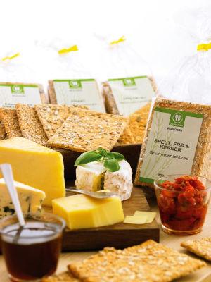 Urtekram tillverkar ekologiska matprodukter, skönhetsprodukter och rengöringsmedel. Bild: Urtekram