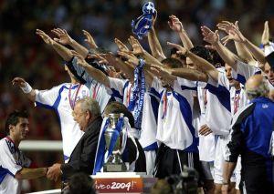 Grekland vann EM i fotboll 2004.