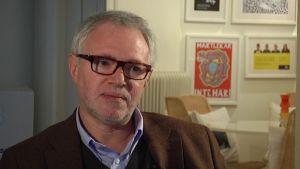 Eduardo Grutzky, politisk samordnare på ALMAeuropa