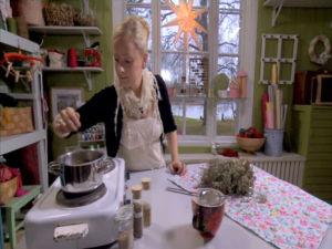Alexandra brygger matsmältningste