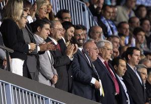 Malagas klubbledning har drivit klubben i problem.