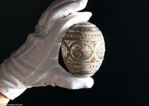 mosaik ägget