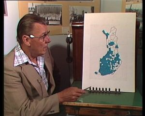 Automatiseringen av Finlands telefonnät 1978