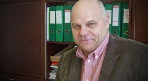 Lars Nummelin, teknisk chef på Kimito