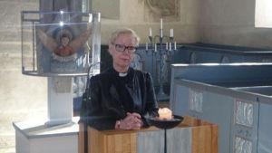 Prästen Juanita Fagerholm-Urch