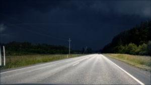 Ovädret drar över Raseborg