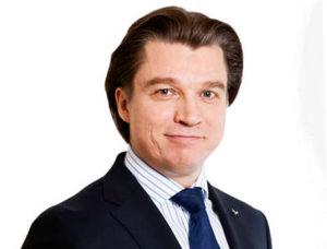 Direktör Esa Kaikkonen vid Metsä Wood
