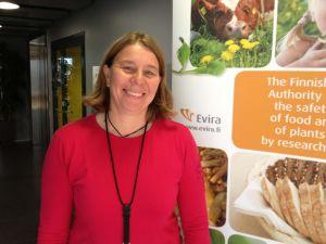 Marika Jestoi kommenterar kostrekommendationerna gällande odlad lax.