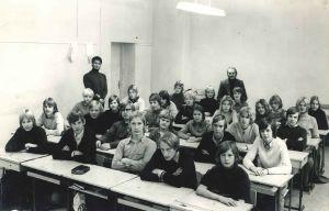 Norsen 5b, 1971 - 72
