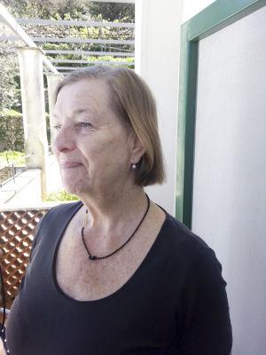 Lena Holger, Capri, San Michele