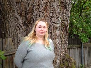 Sarah Söderholm, Ekenäs, vill gärna ha en stormarket till Ekenäs. Har startat en namninsamling för en stormarket.