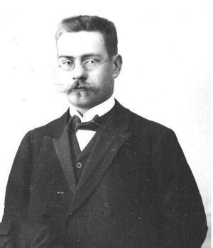 Mecenaten Harry Schauman