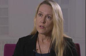 Ulla-Jilla Karlsson, tjänsteman Undervisningsministeriet