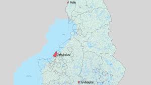 Pellon Sähkö, Jakobstads Energiverk och JE-Siirto