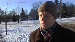 Kristian Westerholm är första viceordförande i Ingåfullmäktige.J
