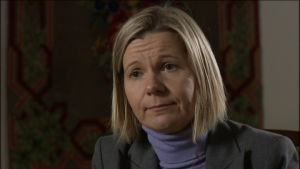Anna Lemström är överinspektör vid Jord- och skogsbruksministeriet
