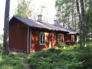 Lill-Kroksnäs på Vessö i Borgå