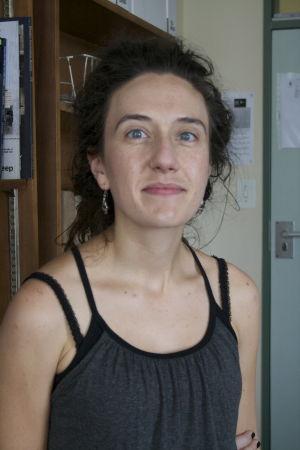 Janeske Botes, medieforskare vid Witwatersrand universitet i Johannesburg