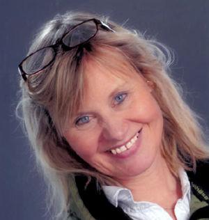 Camilla Westerlund är informationschef vid Folkhälsan.