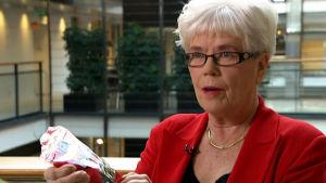 Sisätautiopin professori Marja-Riitta Taskinen