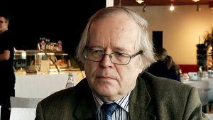 Länsi- ja Sisä-Suomen aluehallintoviraston ylitarkastaja Jouko Nurmi