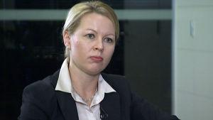 Danske Bankin johtaja Anne Sinkko