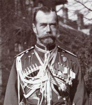 Tsaari Nikolai II