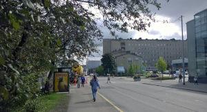 Haartmanninkatu Helsingissä