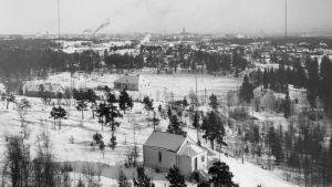 Vanha lähetyskeskus Pasilassa