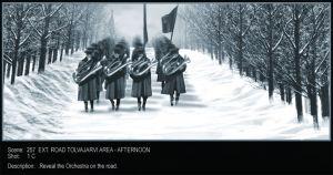 mannerheim-elokuva, kuvasuunnitelmia, MOT